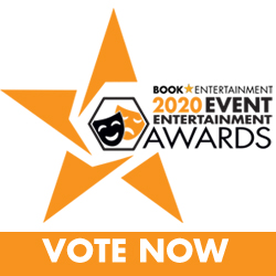 Despite the lockdown…I am still keeping busy… and please vote for me!!